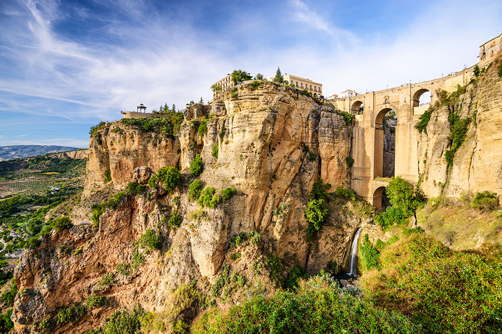 Ronda Bridge and Gorge