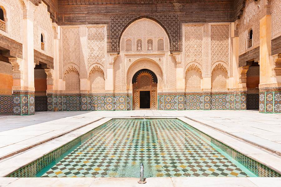 Chauffeur Driven Tour of the Imperial Cities of Morocco