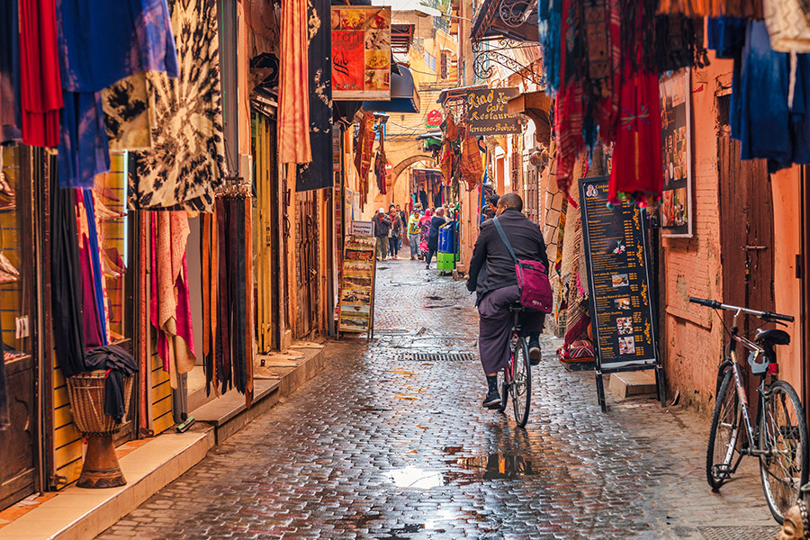 Chauffeur Driven Tour of Magical Morocco