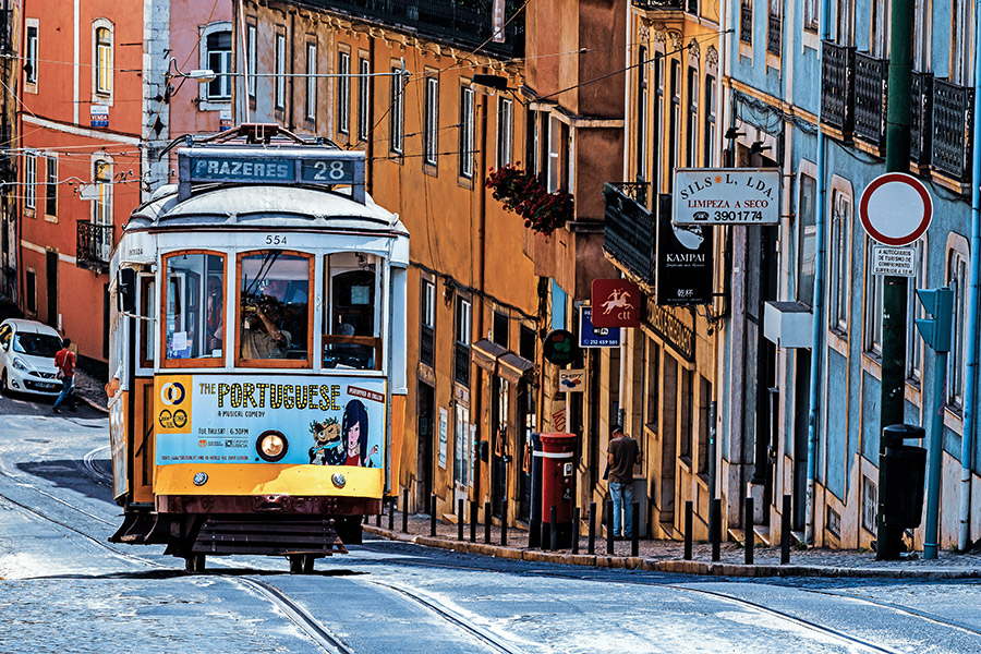 Train Tour of Portugal
